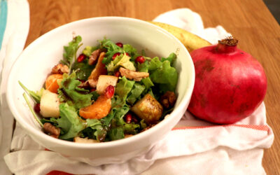 10 Pomegranate Tips for your Holiday Feast!